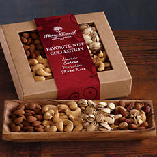 Holiday Favorite Mixed Nuts Collection