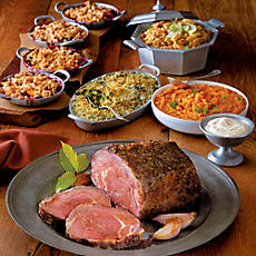 Holiday Prime Rib Feast