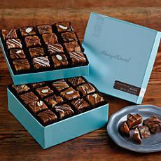 Chocolate Nut Caramels