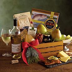 Northwest Gift Basket with Wine