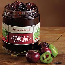 Cherry and Ancho Chili Chutney