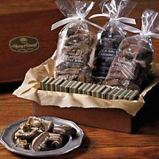 Gourmet Chocolate Cigar Box