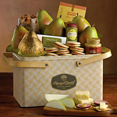Autumn Picnic Basket