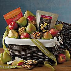Birthday Picnic Gift Basket