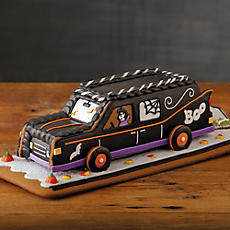 Halloween Gingerbread Mobile