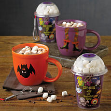 Halloween Hot Chocolate Gift