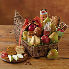 Harvest Cornucopia of Treats