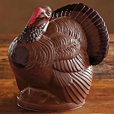 Chocolate Turkey Centerpiece