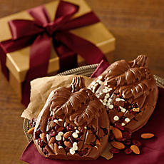 Gourmet Chocolate Pumpkins