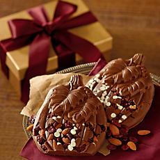 Gourmet Chocolate Pumpkins