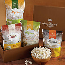 Savory Gourmet Popcorn Box