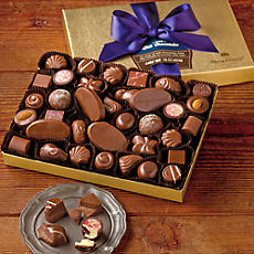 12-Month Chocolate-of-the-Month Club (Begins February)