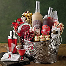 Holiday Cocktail Mixers