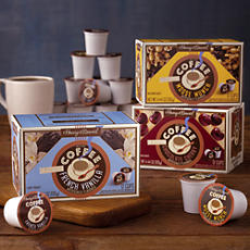 Single-Serve Coffee Three-Pack