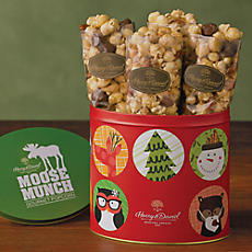 Mini Moose Munch® Gourmet Popcorn Assortment