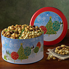 Holiday Moose Munch® Popcorn Gift Tin