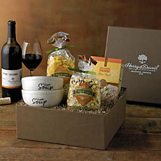 Soup Gift Box with Wine