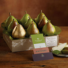 Birthday Pears Gift Box