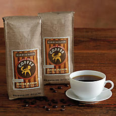 Peanut Butter Chocolate Moose Munch Coffee Duo