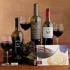 90-Point Cabernet Sauvignon Wine Trio