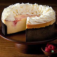 The Cheesecake Factory® White Chocolate Raspberry Truffle®