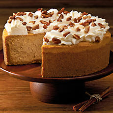 The Cheesecake Factory® Pumpkin Cheesecake
