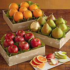Organic Grand Triple Treat® Fruit