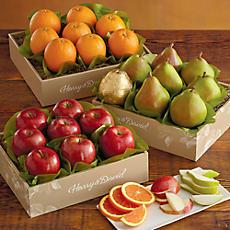 Organic Grand Triple Treat® Fruit