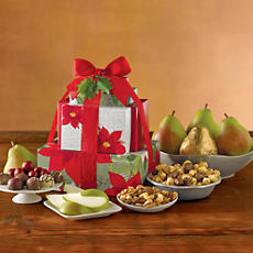 9-Month Presidential Holiday Tower Fruit-of-the-Month Club® Collection (Begins December)
