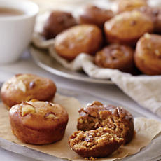 Gluten-Free Maple and Almond Muffin Duo