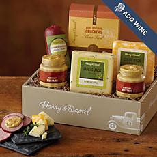 Sausage and Cheese Gift Box