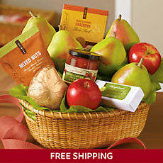 3-Month Signature Light Gift Basket Fruit-of-the-Month Club® Collection (Begins September)