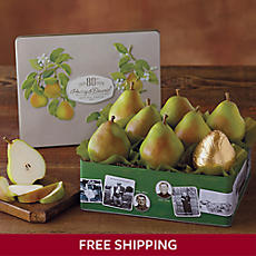 80th Anniversary Pears Gift Tin