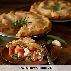 Chicken Pot Pie Duo