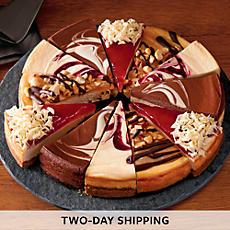 Cheesecake Party Wheel