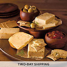 Spicy Cheese Gift Crate
