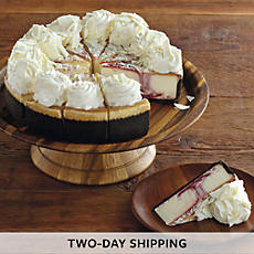 The Cheesecake Factory® White Chocolate Raspberry Truffle® - Restaurant Size
