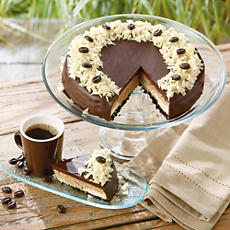 <span style=color:#bb0011>NEW</span> Mocha Layer Cheesecake