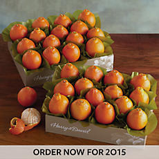 Cushman's Florida HoneyBells - 2 Box
