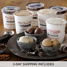 NEW McConnell's® Ice Cream Specialty Flavors Assortment