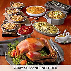 Holiday Turkey Feast