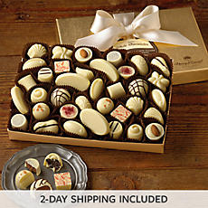 White Chocolate Gift Box