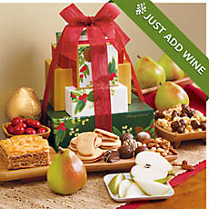 Holiday Tower of Treats® Gift Classic
