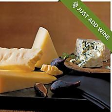 Gourmet Cheese Assortment