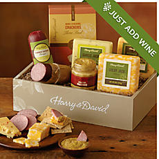 Deluxe Sausage and Cheese Gift Box