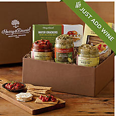 Easy Appetizer Assortment
