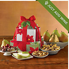 Signature Holiday Tower of Treats® Gift