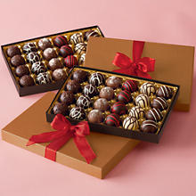 Two Boxes of Signature Chocolate Truffles