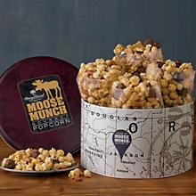 Classic Moose Munch® Gourmet Popcorn Tin