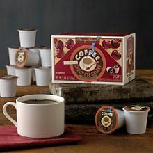 Chocolate Cherry Decadence Single-Serve Coffee